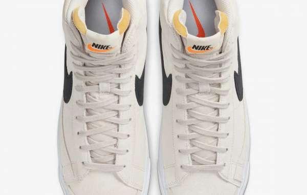 CI1172-100 Nike Blazer Mid '77 Suede