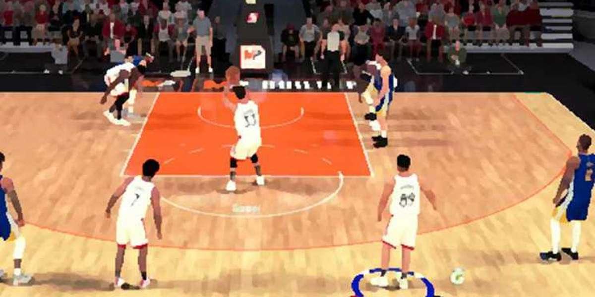 NBA 2K is not very friendly