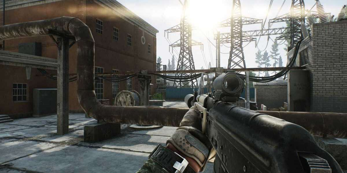 The capital RPG elements within the Escape from Tarkov
