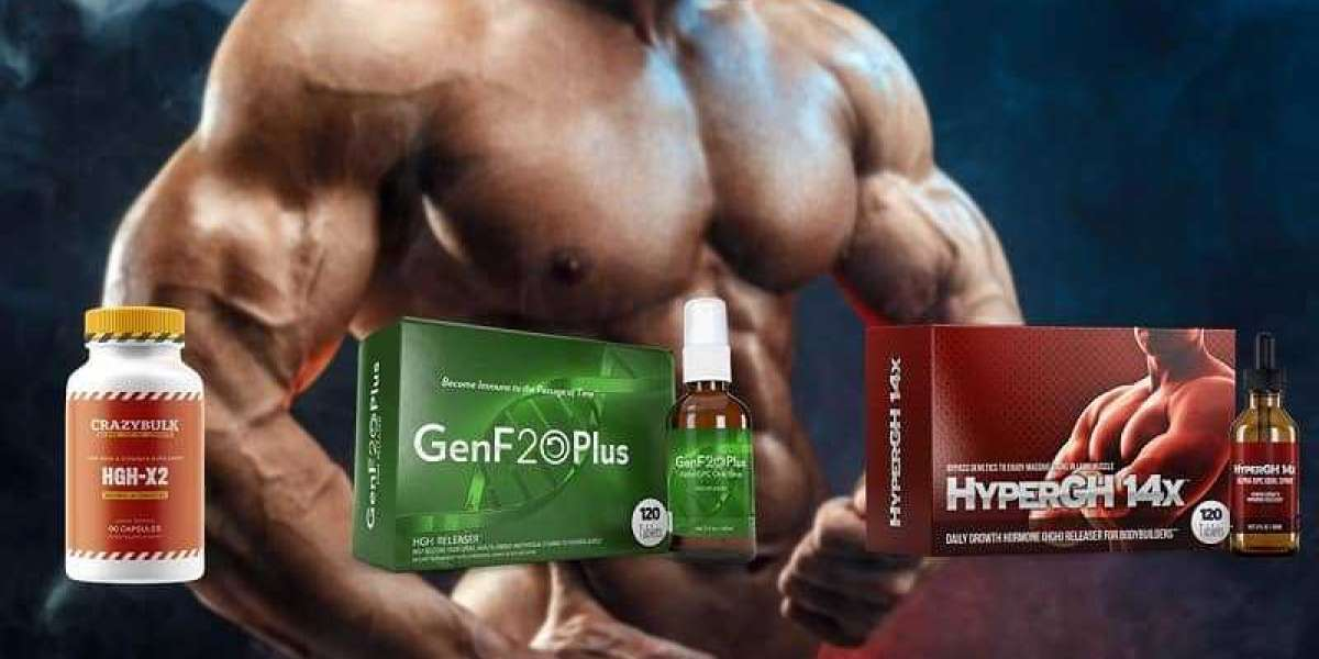 Best HGH Supplement for Muscle Building