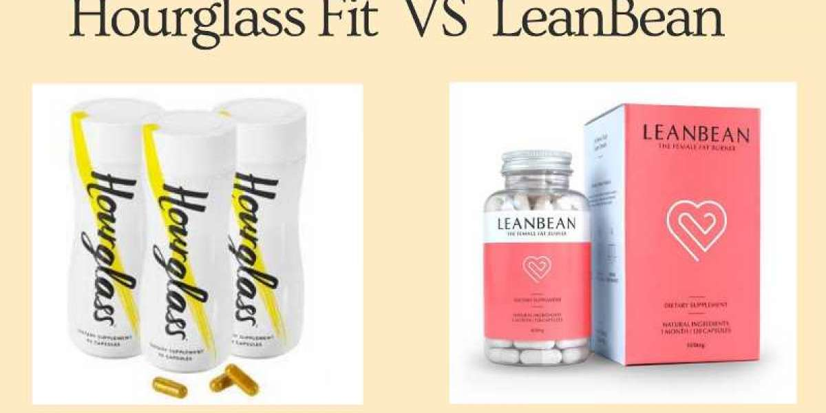 Hourglass Fit vs Leanbean: Which Female Fat Burners Really Work?
