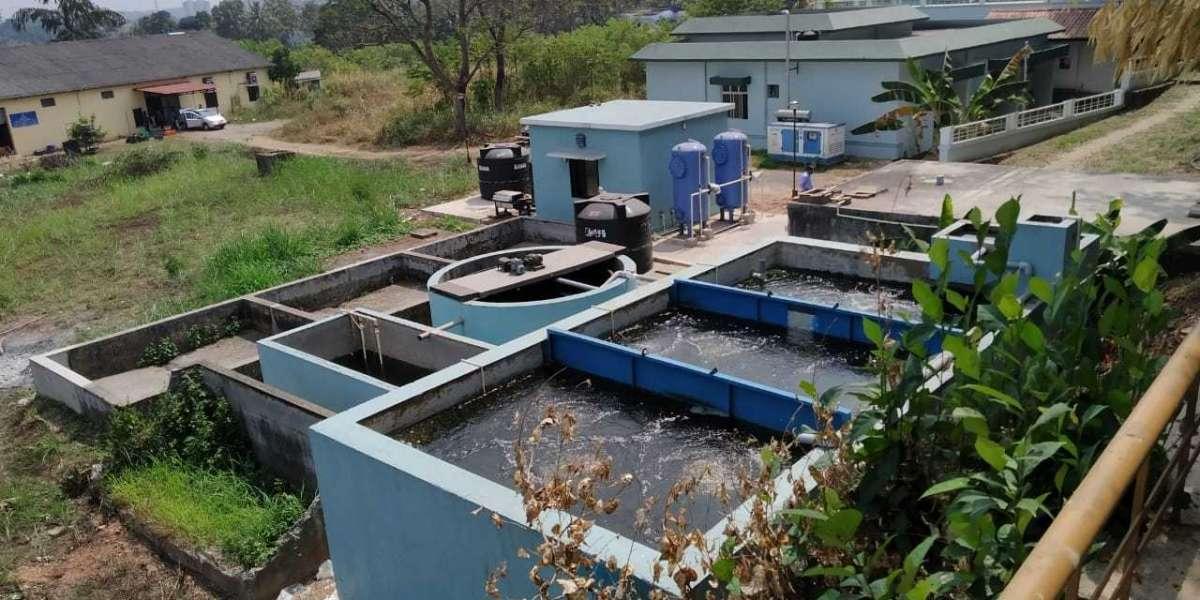 What is Aerobic Sewage Treatment Plant in Delhi?